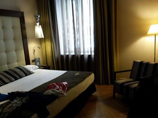 Eurostars David: Hotel Eurostar David, Praga