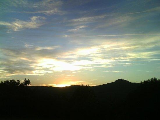 Hotelet: sunset
