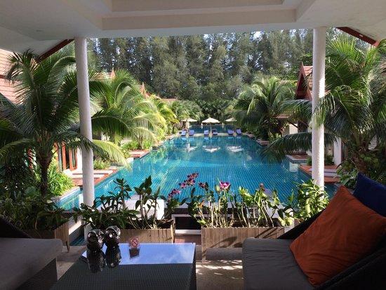 L'esprit de Naiyang Resort : Hotel view