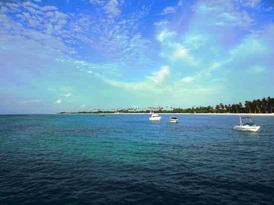 Atmosphere Kanifushi Maldives: View from jetty