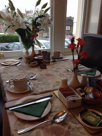 Number Seven Guest House: Breakfast is faultless :)
