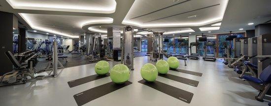 Papillon Belvil Hotel: Fitness Center