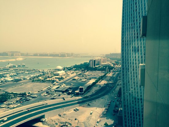 Grosvenor House Dubai : View from my room
