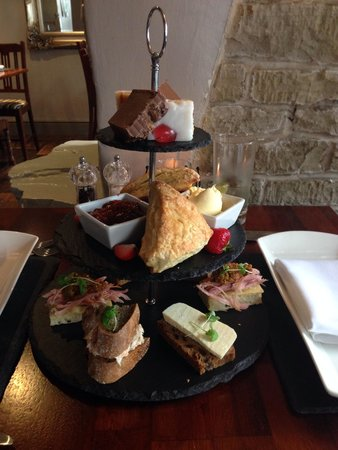 Towngate Brasserie: Afternoon Tea