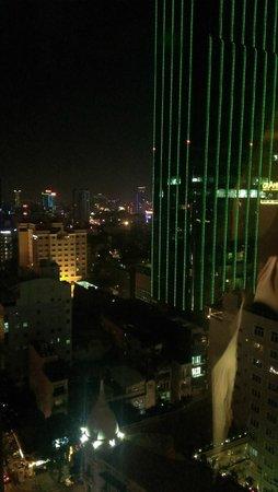 Liberty Central Saigon Riverside Hotel : Вид из окна