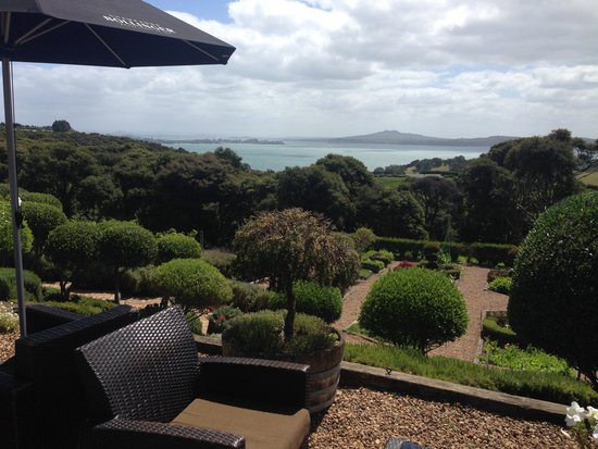 Mudbrick Vineyard & Restaurant : What a View!!
