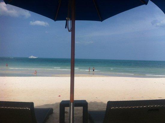 Chaweng Noi Beach: Chaweng beach