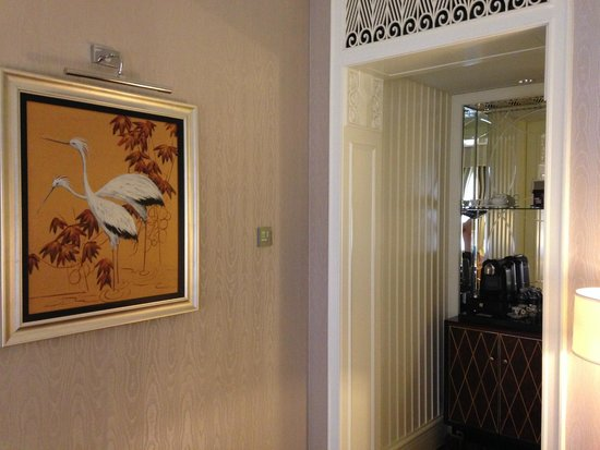 Fairmont Peace Hotel : アート