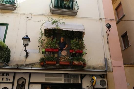 Maison Tofani: sorrento streets