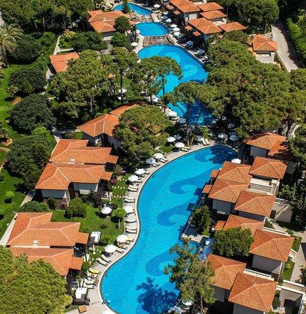 Papillon Ayscha Hotel: Select Villa Pools