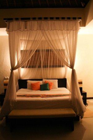 Ashoka Tree Resort Ubud: Amazing bed