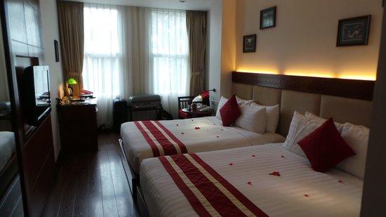 Hanoi E Central Hotel: Room