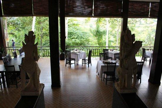 Ashoka Tree Resort Ubud: Restaurant