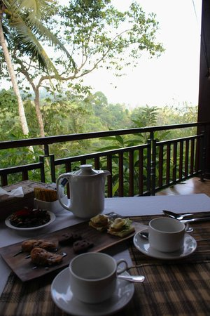Ashoka Tree Resort Ubud: Daily complimentary afternoon tea