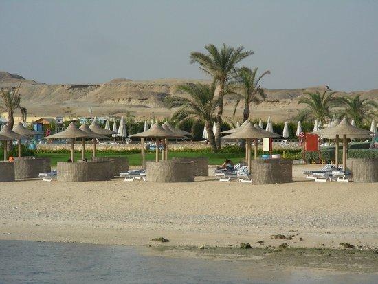 Concorde Moreen Beach Resort & Spa Marsa Alam : la spiaggia