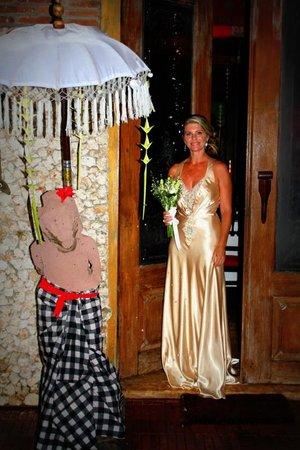 Hotel Tugu Bali: Tugu Bride