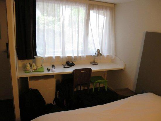Hotel Campanile Liege Luik : moderne, simple et fonctionnel