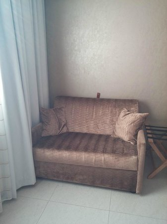 Best Western Plus Le Lavarin : Sofa
