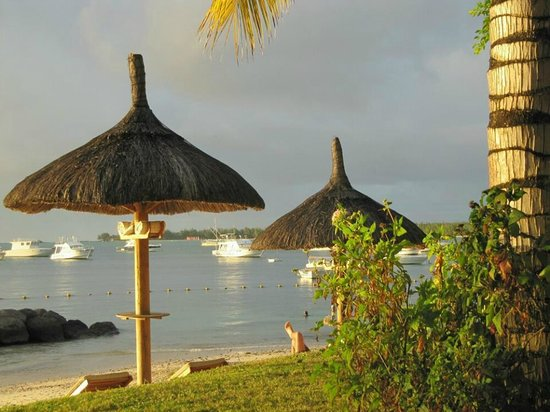 Le Cardinal Exclusive Resort: Plage