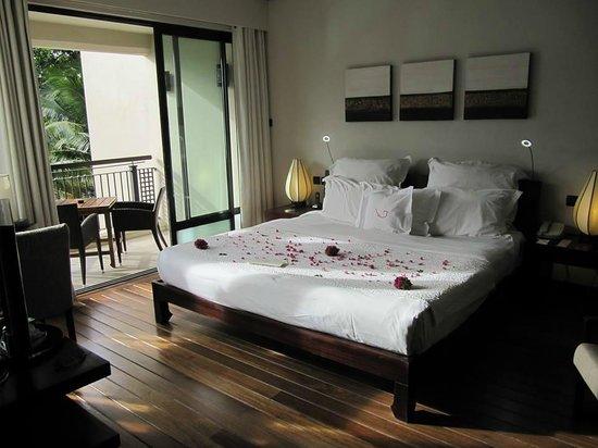 Le Cardinal Exclusive Resort: Chambre