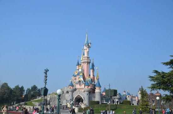 Disneyland Hotel: Vue Chambre