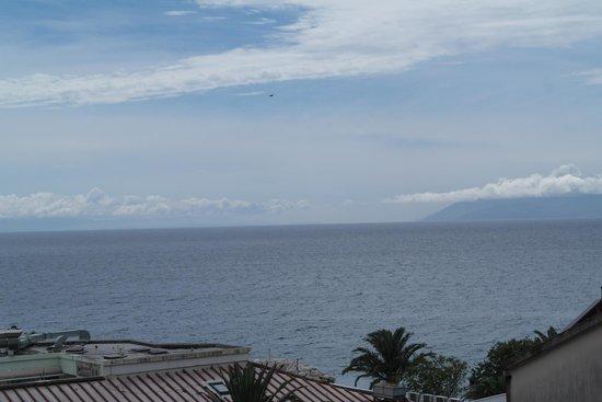 Hotel Laurentum : sea view