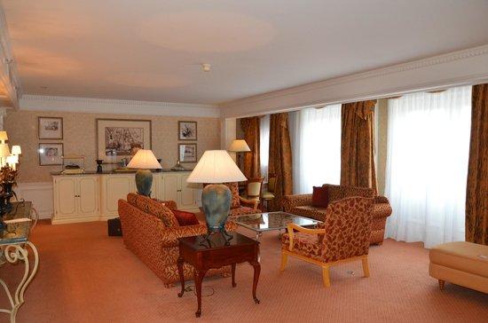 Disneyland Hotel: Salo suite cendrillon