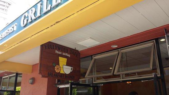 Hollywood Cafe: Ginette