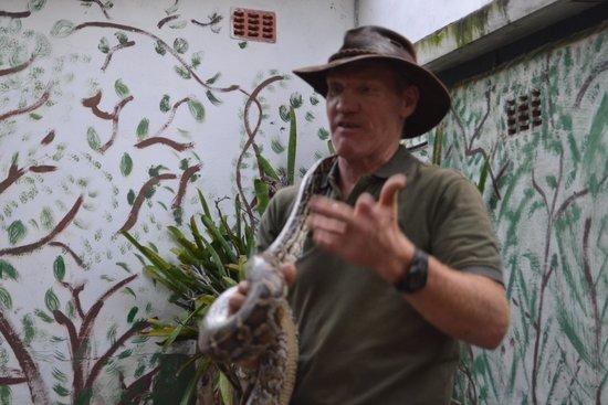 Crocodile Creek : Informative and passionate - the guide