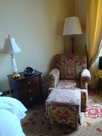 The St. Regis Rome: Sitting area