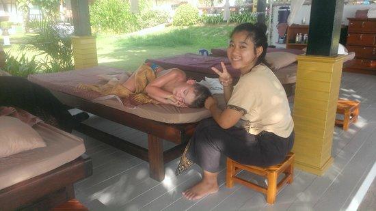 Klong Prao Resort Koh Chang: Сон после массажа