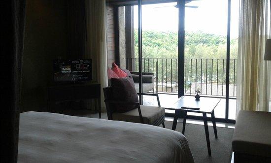 Sunsuri Phuket: View from bed