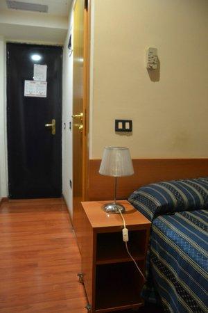 Hotel San Remo: Single room
