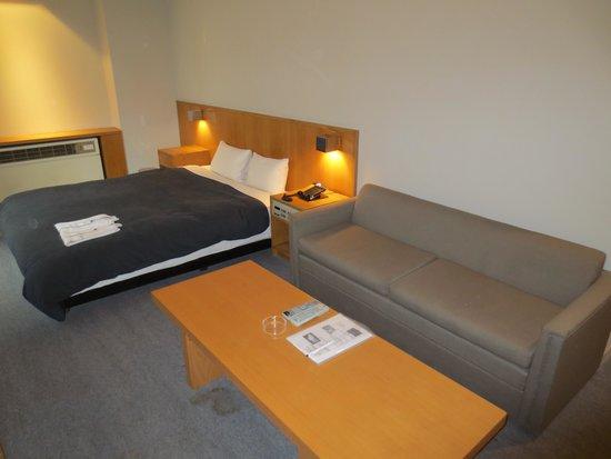 5th Hotel West: WEST棟411号室・モデレートダブル