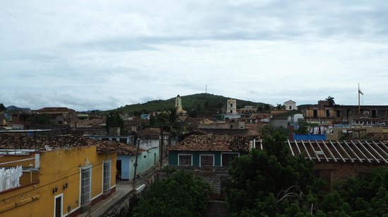Hostal Dr. Suarez y Sra. Addys: view from roof top