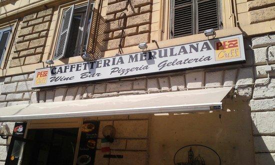 Cafetteria Merulana