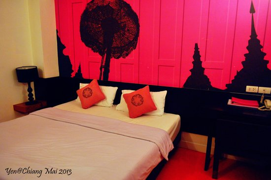 The Small Chiang Mai : room