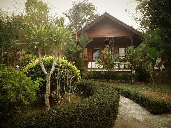 Ao Nang Baan Suan Resort : Standard Room