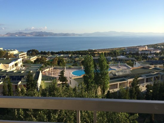 Kipriotis Aqualand: view from room