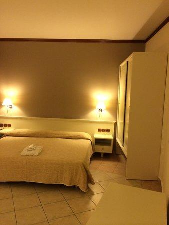 Kipriotis Aqualand: bed