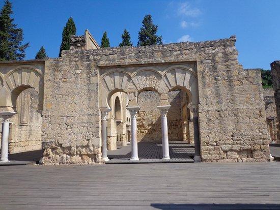 Archaeological Ensemble of Madinat Al-Zahra : Detalle