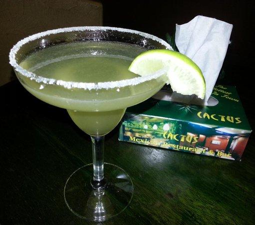 Cactus : Das Beste des Abends: der Cocktail