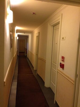 Hotel San Gallo Palace : Corridoio