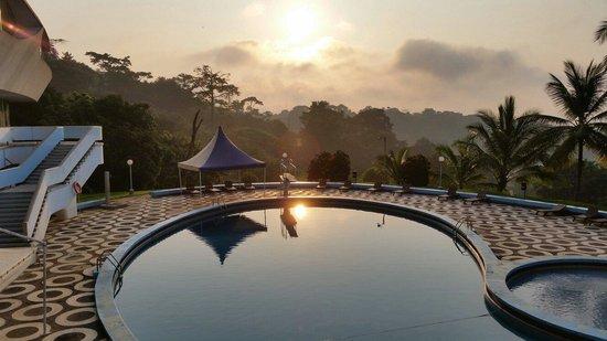 La piscine picture of hotel mont febe yaounde tripadvisor for La piscine review