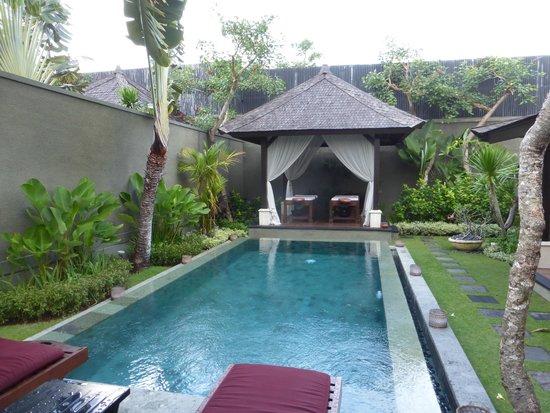 The Ulin Villas & Spa : piscine