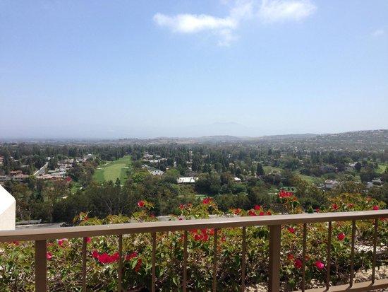 Fashion Island Hotel : view from balcony