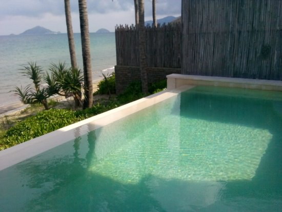 Six Senses Con Dao : Erfrischender Pool