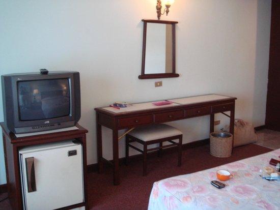 The Camelot Hotel Pattaya: Мой номер