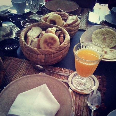 Palacio de las Especias : Desayuno