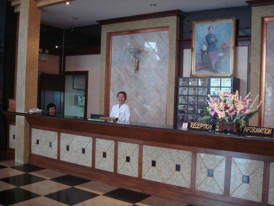 The Camelot Hotel Pattaya: Отель